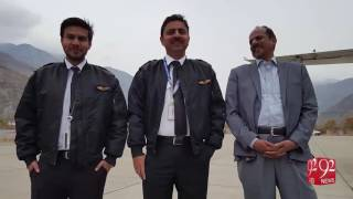 Last video by crashed-plane pilot Capt Saleh Janjua leaked 9-12-2016 - 92NewsHD
