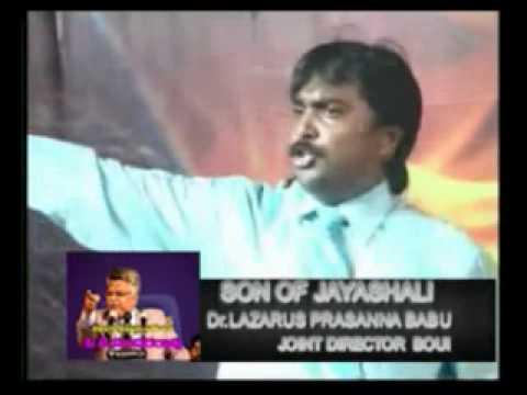 Challenge To Zakir Naik By Jayashali Pd Sundar Rao Son Bible Open University video