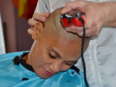 Joy barbershop headshave
