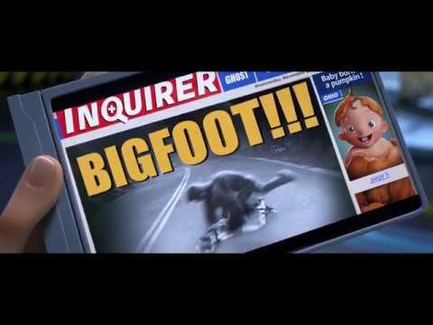 Bigfoot Junior - Alla Ricerca di Bigfoot - Clip dal Film | HD streaming vf
