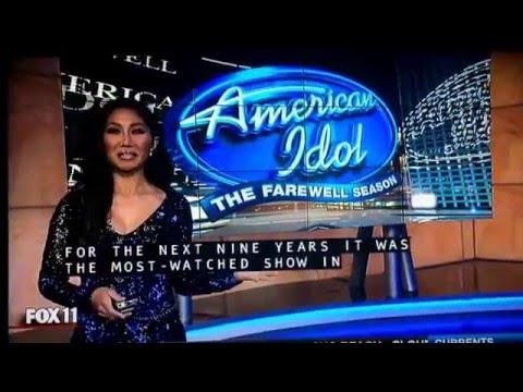 KTTV Fox 11 Ten O'Clock News close April 8, 2016