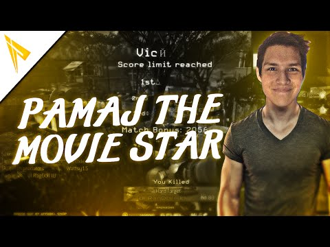 PAMAJ THE MOVIE STAR (BO2 FFA)