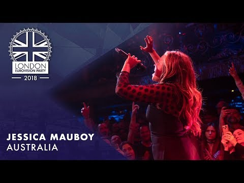 Jessica Mauboy - We Got Love - AUSTRALIA | LIVE | OFFICIAL | 2018 London Eurovision Party