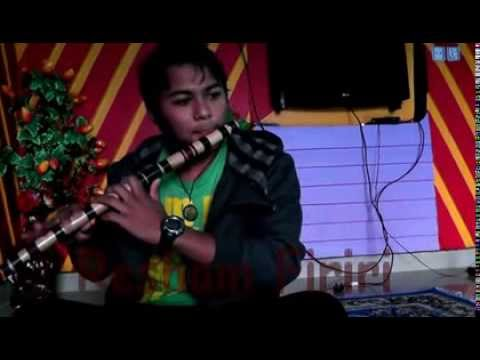 Bansuri Flute cover of Nepali Music RESHAM FIRIRI