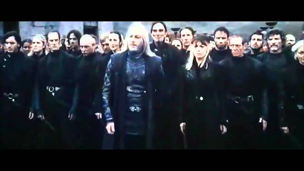 harry potter and the deathly hallows part 2 deleted scenes lord voldomort huges draco malfoy