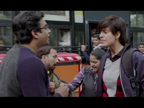Kangana Ready To Bash Her Man | Tanu Weds Manu Returns