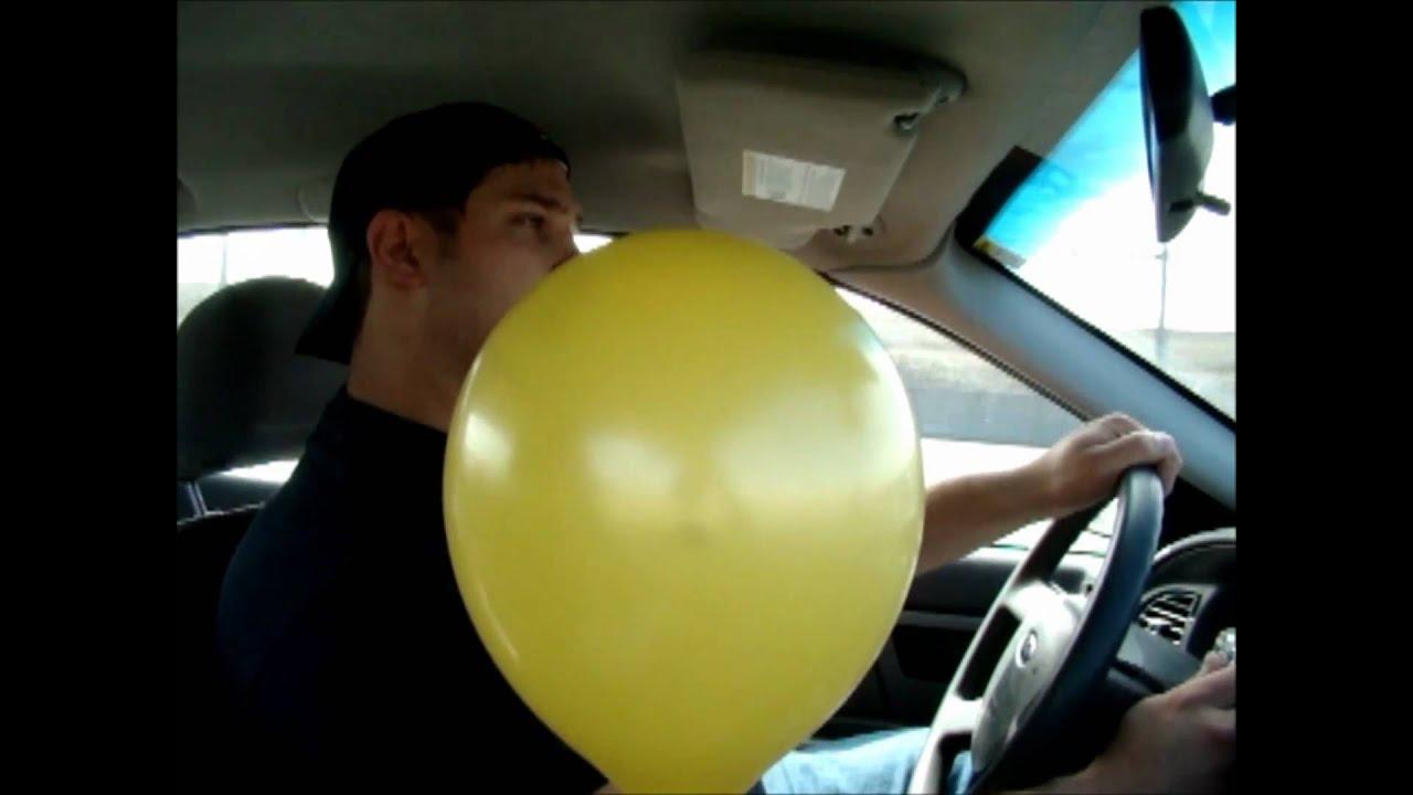 Physics Balloon Experiment Physics Experiment – Helium