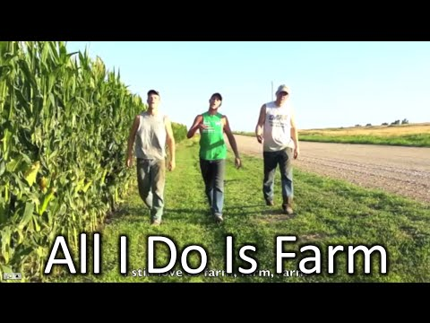 All I Do Is Farm (All I Do is Win Parody) -Feat. Lil' Fred and Farmer Derek