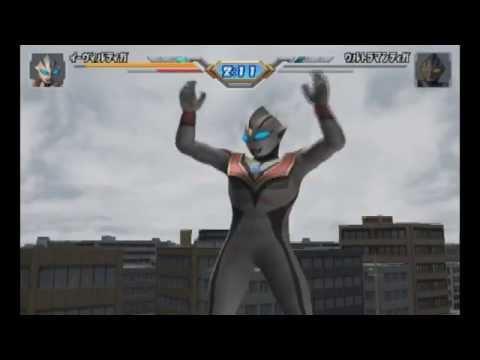 Evil Tiga Vs.  Ultraman Tiga video