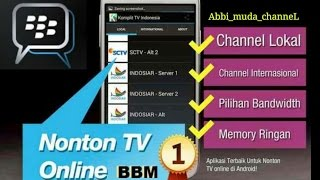 download lagu Cara Nonton Tv Di Bbm Android Tanpa Terganggu Iklan gratis