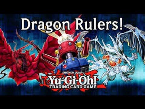 Dragon Ruler Deck 2015 Dragon Rulers Deck Profile