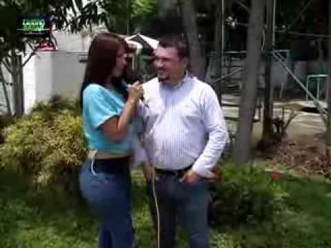 CIUDAD BACAN La Seductora Ingrid Muy Sexy, Saludos Paola Abril 2013