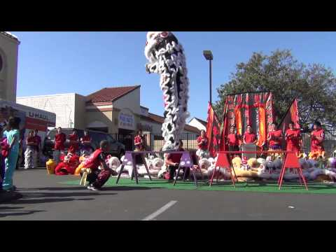 Far East Lion Dance Part 12/13