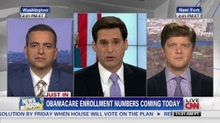 Obamacare enrollment numbers released