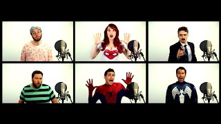SPIDERMAN THEME ACAPELLA! (ft. Lisa Foiles)
