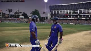 113 M Six by Dilshan vs PAK PC Don Bradman Cricket