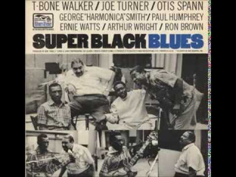 T-Bone Walker, Big Joe Turner, Otis Spann &...