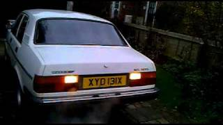 Witness the power of Morris Ital 1.3 HL !!! [2nd Take]