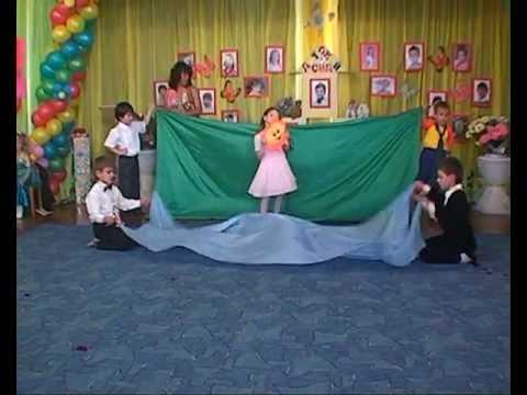 Детский танец (Kids  dance) - Я рисую (I am drawing)