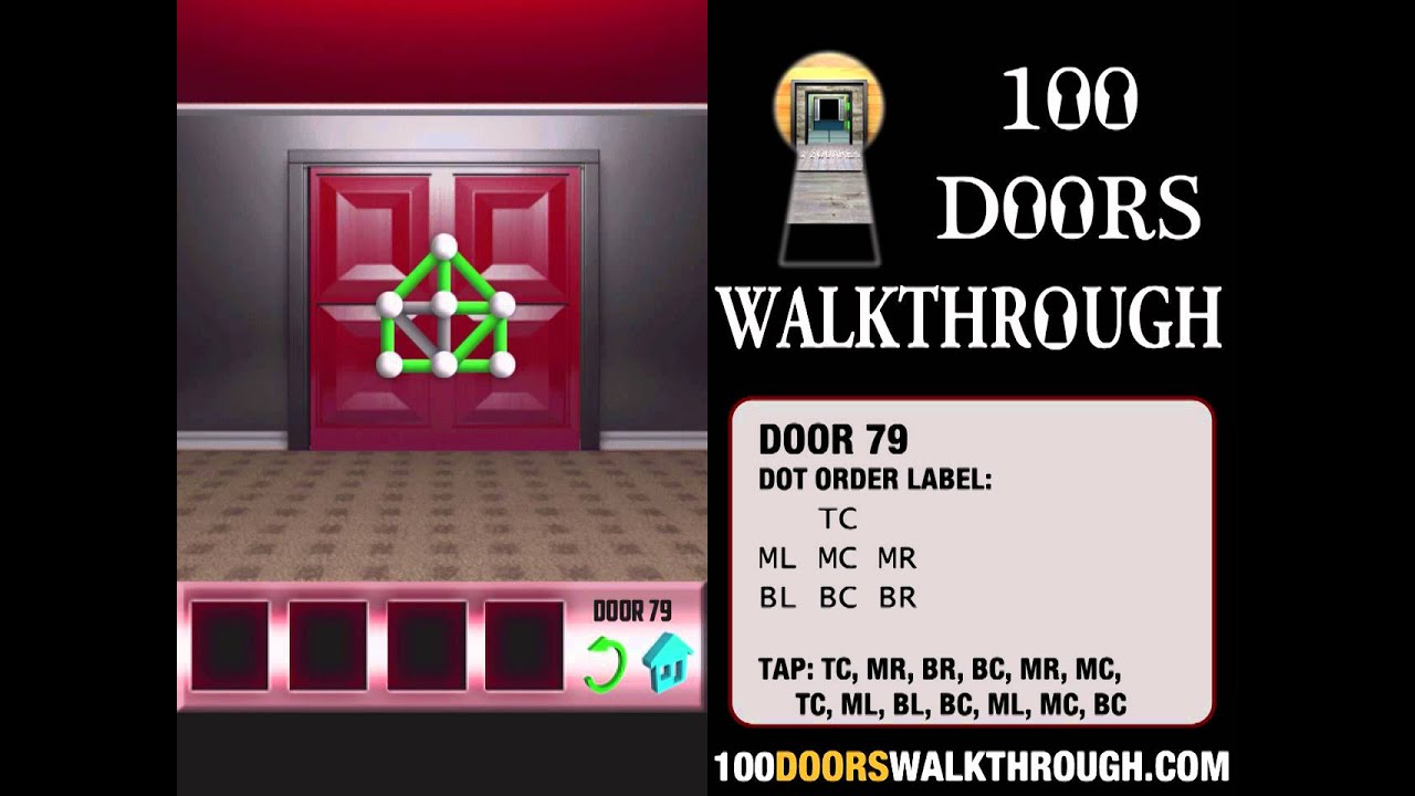 100 Doors X Level 79 Walkthrough Iphone 100 Doors X