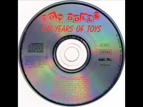 Toy Dolls - She Goes To Finos