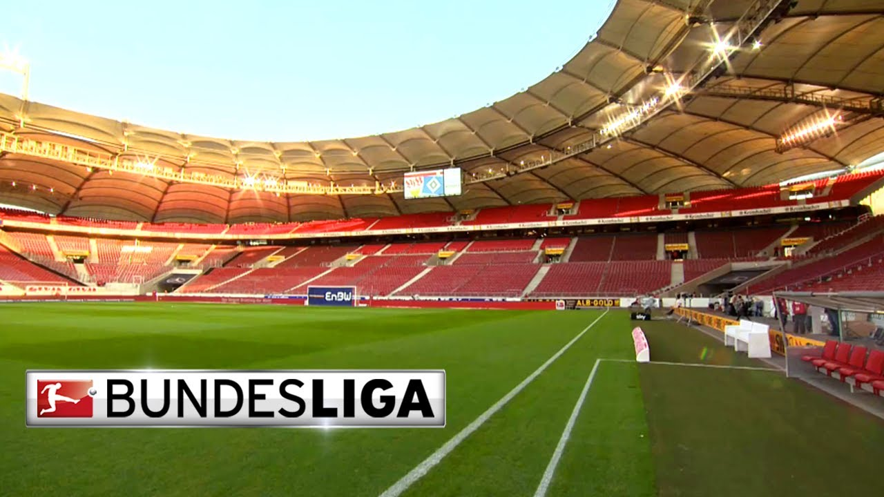 My Stadium Mercedes Benz Arena Vfb Stuttgart Youtube