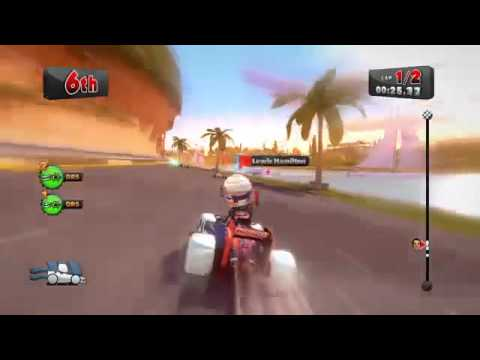 F1 RACE STARS First Gameplay Trailer