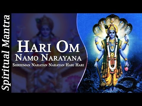 Hari Om Namo Narayana video