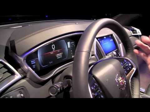 Cadillac Launches CUE Integrated Vehicle Technology System