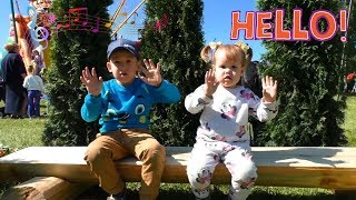 Hello Hello song Nursery Rhymes songs for kids 👍👍😍