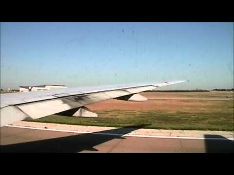 [HD] American Airlines Boeing 777-200 ER Takeoff from Dallas/Fort Worth