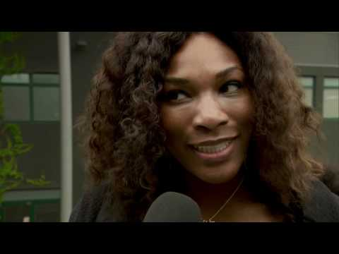 Serena Williams answers Wimbledon quiz questions