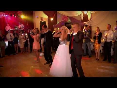 Najlepszy Pierwszy Taniec Na Wesoło 2013  - Ona Tańczy Dla Mnie - The Best First Dance Ever