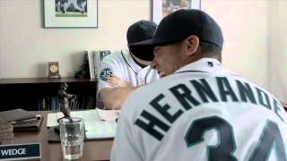 2012 Mariners Commercial: Bloopers