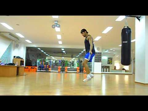 Pulando Corda/ Jumping Rope (welcome to the Space Jam) - Alexandre Castro Alves