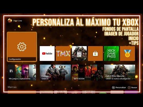 PERSONALIZA AL MÁXIMO TU XBOX CON ESTOS CONSEJOS   XBOX ONE (S, X) Y XBOX SERIES X S
