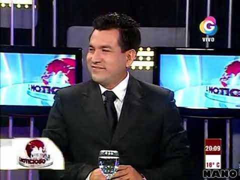 Calzoncitos calentones en la televisión peruana (El Noticioso 22-11-2010)
