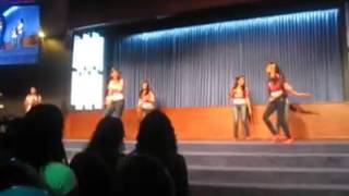 Coreografia Red E-6