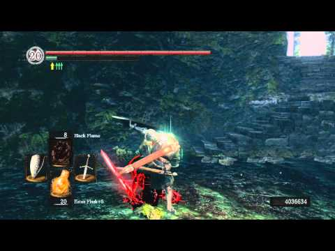 Capture Card Test Video (Dark Souls)