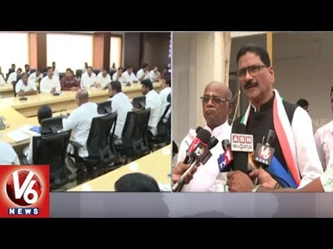GHMC Commissioner Dana Kishore Holds All Party Meet Over City Voter's List Amendment | V6 News