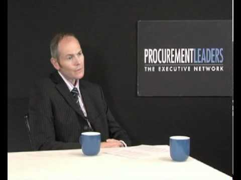 Jeremy Willis - Procurement's position at PricewaterhouseCoopers