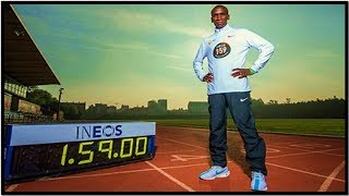 Eliud Kipchoge finally ready for INEOS 1:59 Challenge to prove NO HUMAN IS LIMITED