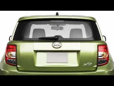 2010 Scion xD Video