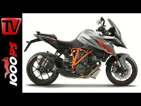 KTM 1290 Super Duke GT 2016 | Biker-S-World 2015