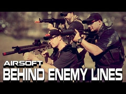 GSG9 Airsoft Team - Behind Enemy Lines