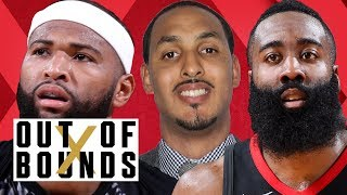 Download Lagu Rockets Destroy Warriors, Boogie vs. Pelicans Drama, Celtics Gooning | Out of Bounds Gratis STAFABAND