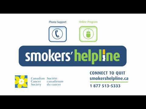 You have options when it comes to quitting. Visit the Smokers Helpline to get started on your path to quitting.