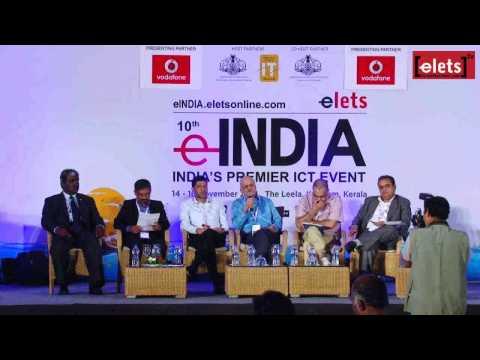 eINDIA 2014 - eGovernance in India... - R Chandrashekhar, President, NASSCOM