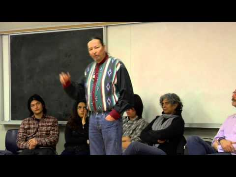 Jay Mason, Guest Speaker, November 7th, 2013, Homelessness in Canadian Society - Part One