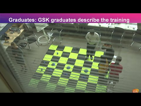 Graduates: GSK graduates describe the training on the Future Leaders Programme